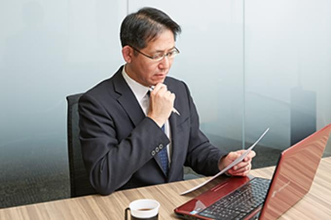 健全かつ正確な「会計業務」 イメージ