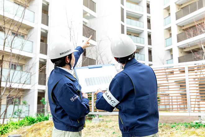 安心・信頼・技術の「矢作建設グループ」 イメージ