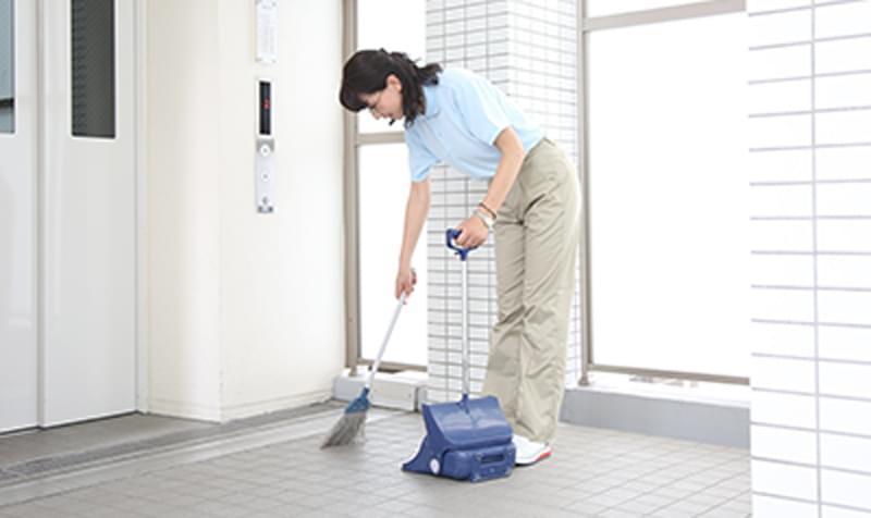 共用部の清掃1
