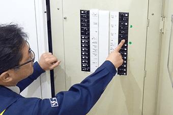 設備点検(電気・空調・衛生・防災等) イメージ