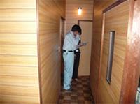 屋内調査イメージ