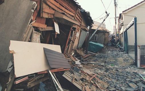 長野北部地震イメージ