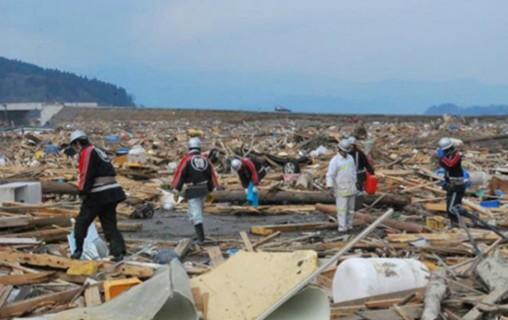 東日本大震災イメージ