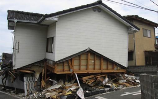 熊本地震イメージ